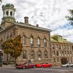 Brockville Ontario - Canada - Brockville City Hall - Heritage - Corvette Rally thumbnail