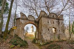 Seebenstein Castle (a7m2) Tags: austria loweraustria seebenstein schloss castle burg formbacher history travel culture tourismus hochburg gottfried welslambach