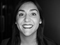 Ana (J Raga) Tags: flash ringflash uro olympus em10ii panasonic 25mm14 retrato portrait 2018