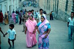 INDIA Y NEPAL 1986 - 186 (JAVIER_GALLEGO) Tags: india 1986 diapositivas diapositivasescaneadas asia subcontinenteindio cachemira kashmir rajastán rajasthan bombay agra taj tajmahal srinagar delhi