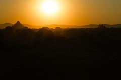 Sunset of Bagan (huzu1959) Tags: myanmar bagan a7ii alpha7ii sonya7ii alphaa7ii sonyalpha7ii sonyalphaa7ii sony