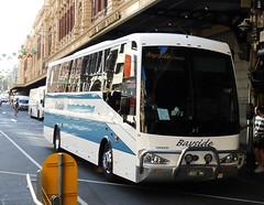 BS01NK (damoN475photos) Tags: nulinecharterbaysidecoaches moorabbin 24 bs01nk volvo b9r coachconcepts flindersstreet 2019