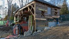 Renovation - 8 (johnarey) Tags: americanboathouse construction camden maine