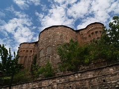 Constantinople. The Church of Saint Theodosia (pawelfilipczak) Tags: constantinople byzantium art architecture istanbul