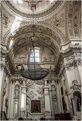 141- LA BOVEDA Y LA BARCA DE SAN PEDRO - VILNIUS - LITUANIA - (--MARCO POLO--) Tags: templos iglesias ciudades arquitectura curiosidades bóvedas