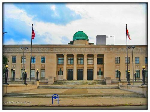Buffalo Museum of Science - Buffalo New York - Historic Building