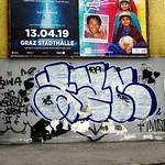 Graffiti in Graz 2018 thumbnail