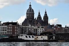 DSC_0543 (elisa.savio) Tags: amsterdam trip travel voyage landscape bike photographer nikkor nikon