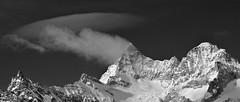 Enterprise (Alpine Light & Structure) Tags: switzerland schweiz suisse alps alpen alpes winter zermatt obergabelhorn clouds alpinelightstructure