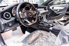 Mercedes-Benz C 43 AMG | Blanco Diamante | PERFORMANCE | Auto Exclusive BCN