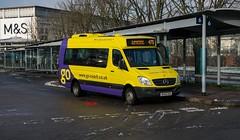 Go-Coach Sprinter (KLTP17) Tags: bg63vuv mercedes sprinter gocoach 475 bluewater bus uk