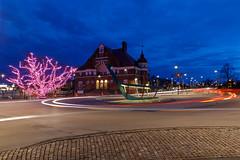 _O5A2318_1600h (cls-70) Tags: oskarshamn kväll night ljus lights stad city