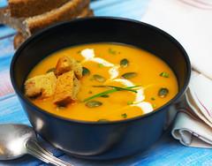 Pumpkin soup (Engin Süzen) Tags: pumpkin soup foodporn foodphotography foodphoto food foodphotograph foodphotographer foodstyling foodstylist hungry m43 m43turkiye olympus