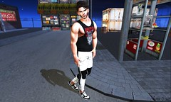 LOTD 185 (Javier Criart) Tags: catwa signature notfound exalted lob accessevent mancaveevent secondlife sl life gamer blogger blog photography blogphotography male bento avatar
