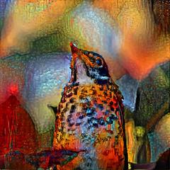 Happy Day - v2 (EOSXTi) Tags: bird birdwatching vibrantcolors colorful ddg artdigital visualart abstract photoart art happy