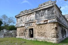 The Nunnery (Edificio de las Monjas) (eaglelam89) Tags: chichen itza maya yucatan mexico 2019 travel