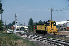 TSBY 1977 (Martin W. Burk) Tags: saginaw bay tuscola railway railroad tsby michigan rr train
