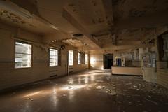 Ducts (michaelbrnd) Tags: abandoned urban exploration asylum mental hospital urbex