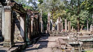 Bayon, Temple in Siem Reap (KH)
