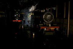'81e Didcot Shed' (Andrew@OxfordPart2) Tags: didcot railway centre great western burton agnes hall british railways engine shed locomotive steam timeline events