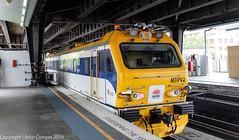 TRansport for New South Wales - Close Encounter (2) (john cowper) Tags: transportfornsw trackinspectionvehicle mtvp2 circularquay sydneytrains sydney newsouthwales