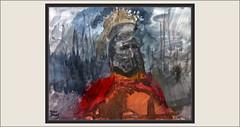 REY-LEONIDAS-TERMOPILAS-ARTE-PINTURA-ESPARTA-PRESAGIOS-SOLDADOS-ESPARTANOS-MUERTE-DEBER CUMPLIDO-GUERRAS MEDICAS-HISTORIA-PERSONAJES-PINTURAS-PINTOR-ERNEST DESCALS (Ernest Descals) Tags: leonidas rey king sparta spartan spartans art arte artwork portrait men man hombre hombres esparta espartano esparatanos espartanas leyes destino muerte final termopilas grecia batalla battle greece greeks soldiers kings espartans soldats soldados 300 guardiapersonal desfiladero guerreros warriors escenas batallas guerrasmedicas imperiopersa army ejercito retratos personajes historia history historicos coleccion colecciones expresion pintura pintar pintando pinturas cuadros retratar emociones pintures quadres painting paint pictures paintings painter painters artista plastica artistas plasticos artistes pintor pintores ernestdescals