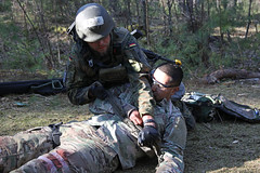 190329-A-YI096-0004 (jcccdimoc) Tags: efmb medics nato usarmyeurope casualty field testing evaluation expert qualification strongeuropeefmb2019 grafenwoehr bayern germany de