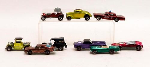 Redline Hotwheels Total ($890.40)