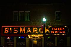 Bismark Tavern, Fargo, North Dakota (Thomas Hawk) Tags: america bismarktavern fargo northdakota usa unitedstates unitedstatesofamerica bar neon neonsign us fav10 fav25 fav50 fav100