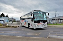 Horseman YX15 OVE (stavioni) Tags: horseman yx15ove volvo b9r plaxton leopard gwr rail replacement bus coach