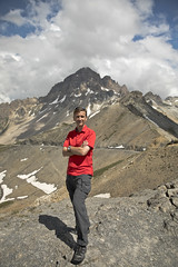 Nico at Col du Galibier (nicoangleys) Tags: lautaret coldugalibier france2018