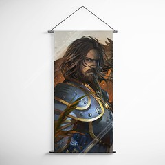 WOW - World of Warcraft 01 Decorative Banner Flag for Gamers (gamewallart) Tags: background banner billboard blank business concept concrete design empty gallery marketing mock mockup poster template up wall vertical canvas white blue hanging clear display media sign commercial publicity board advertising space message wood texture textured material wallpaper abstract grunge pattern nobody panel structure surface textur print row ad interior