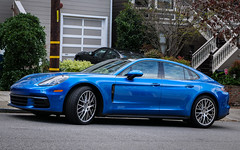 (seua_yai) Tags: northamerica california sanfrancisco thecity wheels transportation street seuayai sanfrancisco2019 car automobile german porsche panamera
