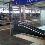 Train RJX 262 from Vienna to Salzburg