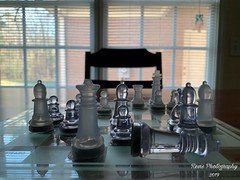 CheckMate! (MaryMRevis: Empress Of Explore) Tags: explore interesting interestingness discover marymrevis photography chessboard chess boardgames boardgame photo stilllifephotography stilllife views view scenes scene life