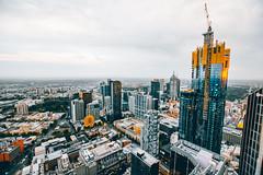Melbourne (maxvnck) Tags: city explore rooftop buildings town