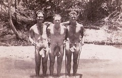 WWII - Milne Bay (Big Brisbane Boy) Tags: papua papuanewguinea milne bay wwii soldiers naked men war australians