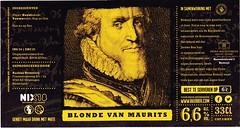 Netherlands - Baxbier (Groningen) (cigpack.at) Tags: niederlande holland netherlands blondevanmaurits groningen bier beer brauerei brewery label etikett bierflasche bieretikett flaschenetikett