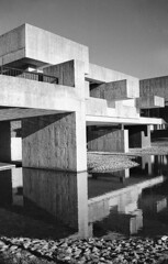 Apollo Pavilion (MikeOB64) Tags: victor passmore peterlee east durham newtown pentax mesuper 35mm slr concrete art public fomapan