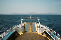 0066-0299-15 (jimbonzo079) Tags: olympios zeus anem ferries water kos island dodecanese 2018 land landscape aegean sea seascape onboard ferry deck empty greece shore coast canon ae1 fd nfd fdn 28mm f28 lens kodak colorplus 200 trip travel world europe analog film 35mm 135 color colour art vintage old hellas ελλάσ ελλάδα κώσ kalymnos summer vacation aegeansea canonae1 nfd28mmf28 fd28mmf28 kodakcolorplus200