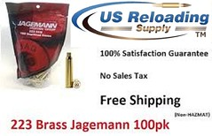 223 Brass with Free Shipping (usrsbullets) Tags: 223brass
