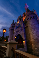 Cinderella Castle (MarcStampfli) Tags: cinderellacastle disney florida magickingdom night nikond7500 themeparks vacationkingdom wdw waltdisneyworld