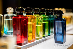 Perfumes (Karlgoro1) Tags: canon fd 50mm f14 ssc sony alpha a7r ii mirrorless digital camera ilce7rm2 manhattan new york city street windows architecture building window lines east side bloomingdales fragrances hermes perfumes