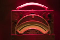 ge meter (gvbtom) Tags: old antique antiquated vintage macrolens canon meter voltmeter electricity voltage generalelectric measure
