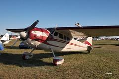 170408_125_SnF_N47KL (AgentADQ) Tags: sun n fun flyin expo airshow airplane plane lakeland florida 2017 1947 cessna 195a n47kl left shark