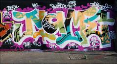 Name26 (Alex Ellison) Tags: name name26 dds smc southlondon urban graffiti graff boobs halloffame hof