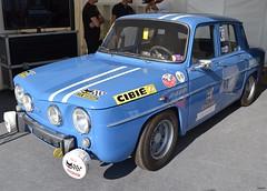 RENAULT R8 S (type R1136) - 1968 (SASSAchris) Tags: renault 8 s r8 voiture française world series by losange rallye castellet circuit ricard type r1136