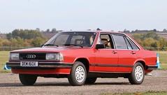 DEM 160X (Nivek.Old.Gold) Tags: 1981 audi 100 cs 5s 1979cc