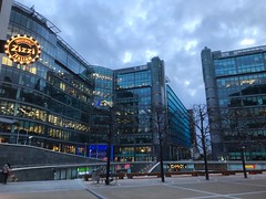 Sheldon Square (Marc Sayce) Tags: zizzi sheldon square paddington basin london winter march 2019
