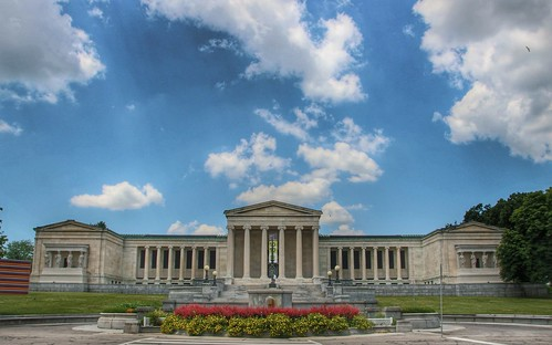Buffalo NY ~ Albright-Knox Art Gallery